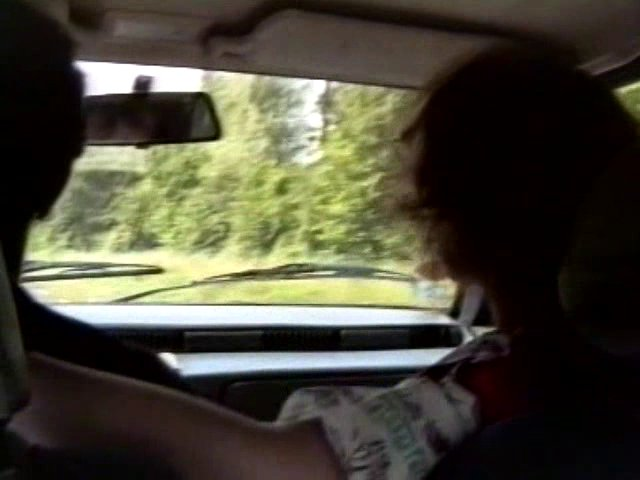 L'auto-stoppeuse en chaleur